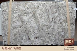 Alaskan White Granite - Exotic